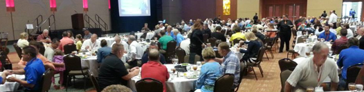 2014 Mid States Propane Expo Attendees Wide Shot